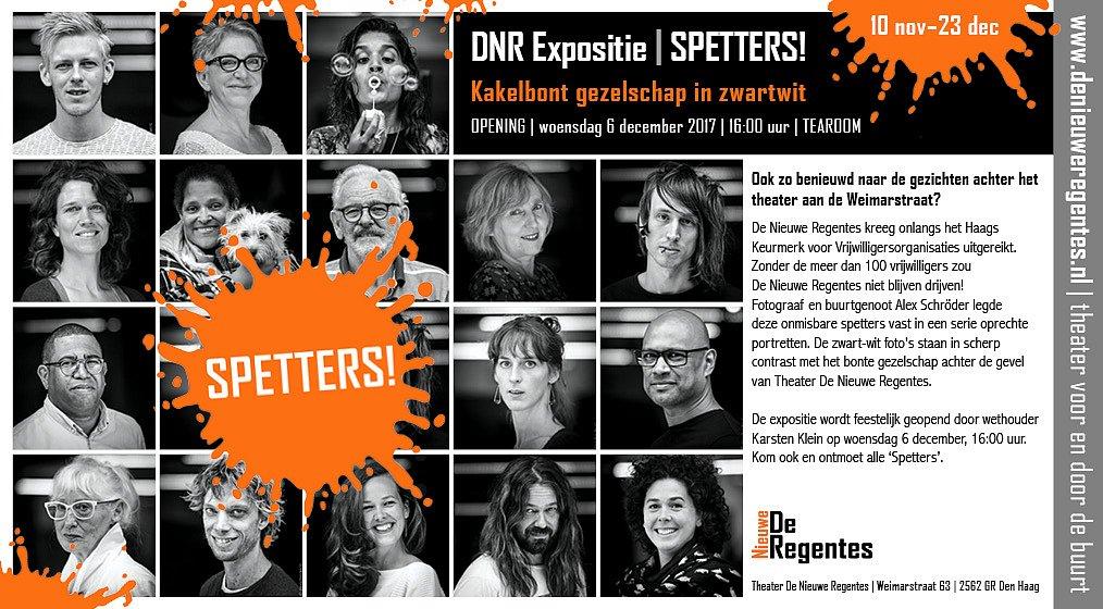 Spetters - The People of De Nieuwe Regentes